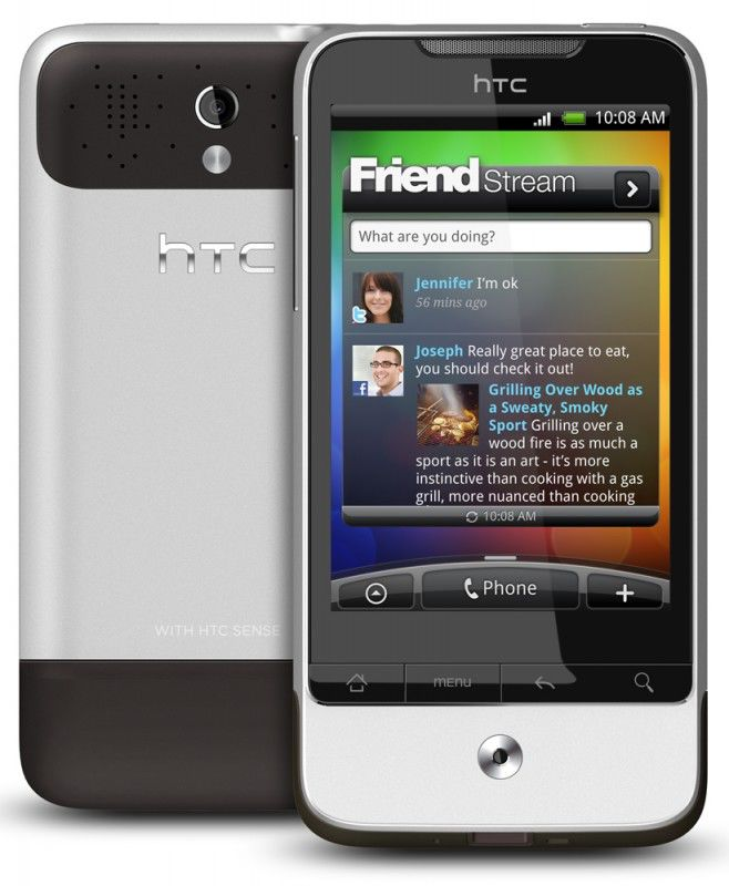 Коммуникатор HTC A6363 Legend