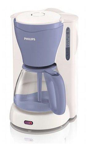 Кофеварка PHILIPS HD7562,  капельная,  белый