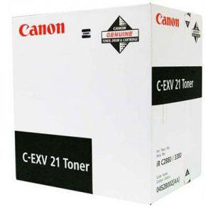 Тонер CANON C-EXV21,  для IRC2880/3380/3880,  черный, 575грамм, туба [0452b002]