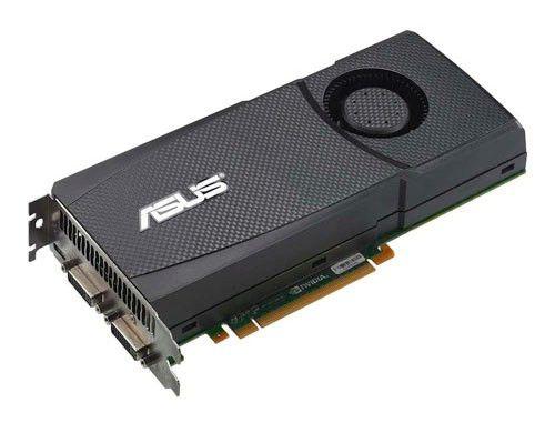 Видеокарта ASUS GeForce GTX 470,  1.3Гб, DDR5, Ret [engtx470/2di/1280md5]