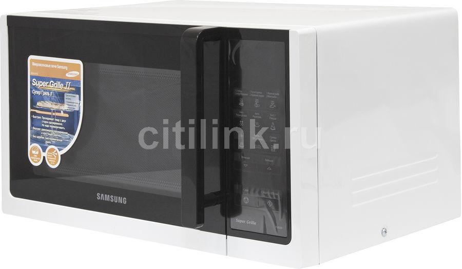 Микроволновая печь SAMSUNG PG836R, белый