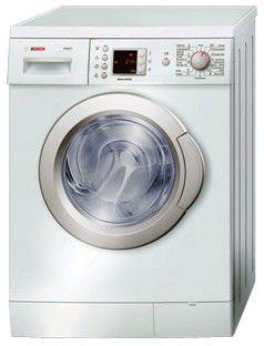 Стиральная машина BOSCH WLX 20462OE, фронтальная загрузка,  белый