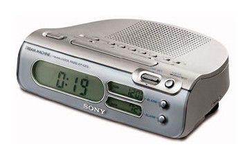 Радиоприемник SONY ICF-C273L,  серебристый
