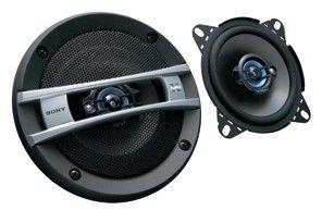 Колонки автомобильные SONY XS-F1036SE,  коаксиальные,  140Вт [xsf1036se.eur]