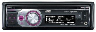 Автомагнитола JVC KD-R811,  USB