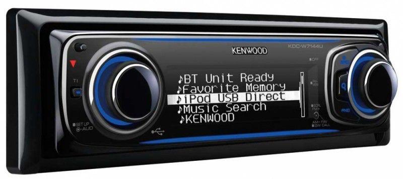 Автомагнитола KENWOOD KDC-W7144UY,  USB