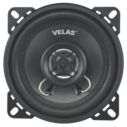 Колонки автомобильные VELAS Vivaldi 42,  коаксиальные,  90Вт [vivaldi42]