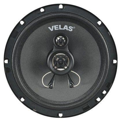 Колонки автомобильные VELAS Vivaldi 63,  коаксиальные,  150Вт [vivaldi63]