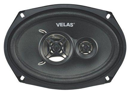Колонки автомобильные VELAS Vivaldi 693,  коаксиальные,  180Вт [vivaldi693]