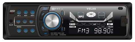 Автомагнитола VELAS VC-F122,  USB,  SD