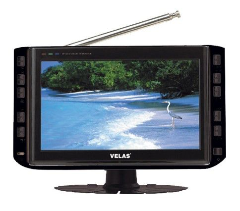 Автомобильный портативный телевизор VELAS VTV-703,  7