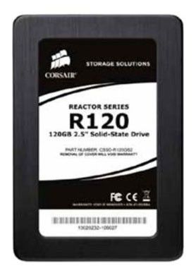 "Накопитель SSD CORSAIR Reactor CSSD-R120GB2-BRKT 120Гб, 2.5"", SATA II"