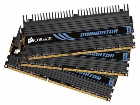 Модуль памяти CORSAIR DOMINATOR CMP6GX3M3A1600C8 DDR3 -  3x 2Гб 1600, DIMM,  Ret