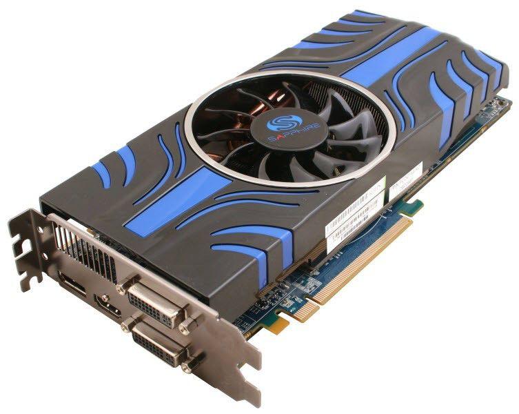 Видеокарта SAPPHIRE Radeon HD 5850,  2Гб, DDR5, OC,  Ret [11162-xx-40r]