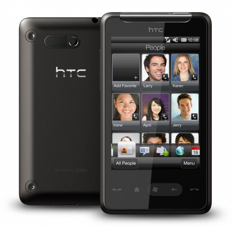 Коммуникатор HTC T5555 HD Mini
