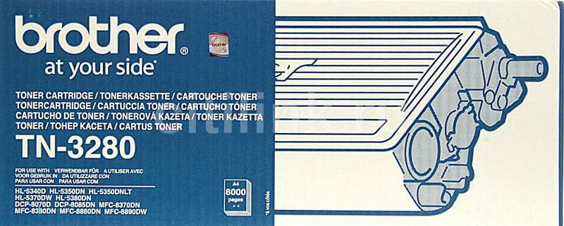 Картридж BROTHER TN3280 черный