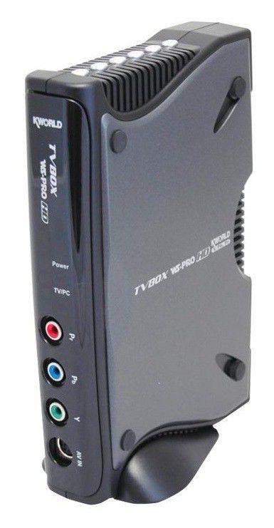ТВ-тюнер KWORLD KW-SA110,  внешний