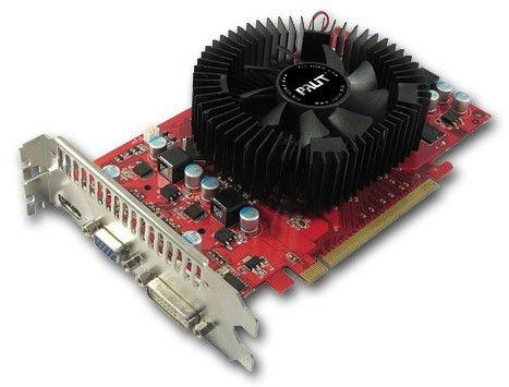 Видеокарта PALIT GeForce 9800 GT,  1Гб, GDDR3, oem [ne39800tfhd02]