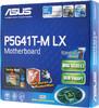 Материнская плата ASUS P5G41T-M LX LGA 775, mATX, Ret вид 6