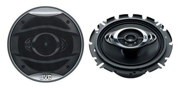 Колонки автомобильные JVC CS-HX647X,  коаксиальные,  310Вт