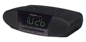 Радиобудильник PANASONIC RC-Q720EP9-K, черный