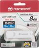 Флешка USB TRANSCEND Jetflash 620 8Гб, USB2.0, белый [ts8gjf620] вид 4