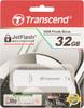 Флешка USB TRANSCEND Jetflash 620 32Гб, USB2.0, белый [ts32gjf620] вид 4