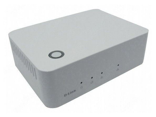 Сетевой адаптер HomePlug AV D-LINK Power Line HD Ethernet DHP-312 Ethernet [dhp-312/e]