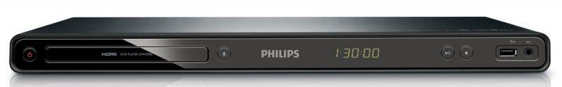 DVD-плеер PHILIPS DVP5998K/51,  черный