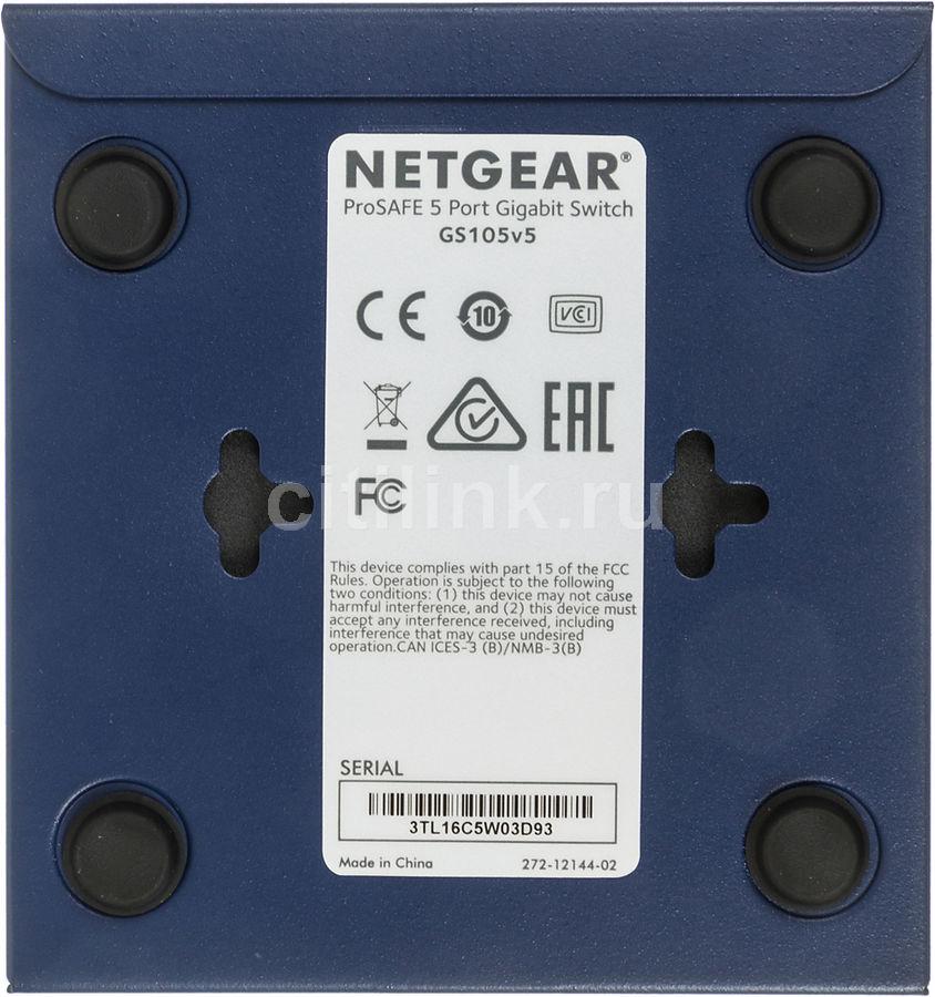 Коммутатор NetGear XS716T-100NES управляемый 16 портов 10/100/1000/10000Mbps