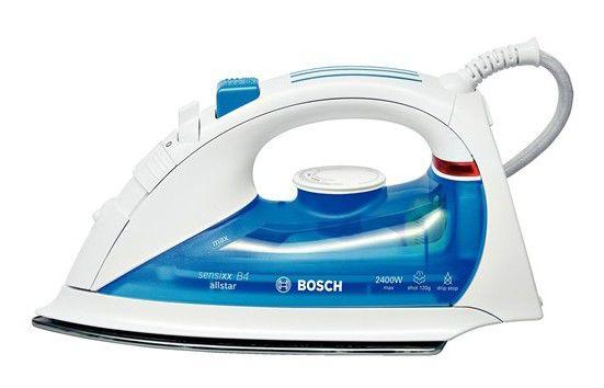 Утюг BOSCH TDA5620,  2400Вт,  голубой