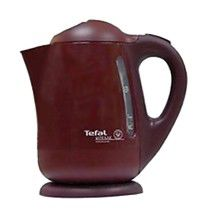 Чайник электрический TEFAL BF263A, 2400Вт, вишневый