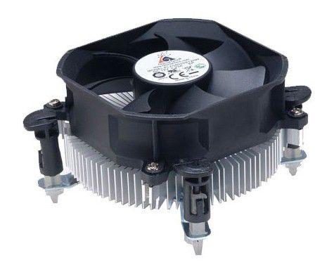 Устройство охлаждения(кулер) GLACIALTECH Igloo 5051 PWM,  80мм, OEM