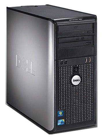 DELL Optiplex 780,  Intel  Core2 Duo  E7500,  DDR3 2Гб, 250Гб,  Intel GMA X4500,  DVD-RW,  CR,  Windows 7 Professional,  черный [210-63889]