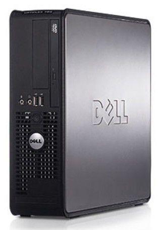 DELL Optiplex 780 SF,  Intel  Core2 Duo  E7500,  DDR3 2Гб, 250Гб,  Intel GMA 4500,  DVD-RW,  CR,  Windows XP Professional,  черный [210-29904]