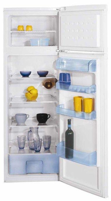 Холодильник BEKO DSK28000,  двухкамерный,  белый