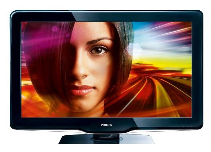 "Телевизор ЖК PHILIPS 37PFL5405H/60  ""R"", 37"", FULL HD (1080p),  черный"