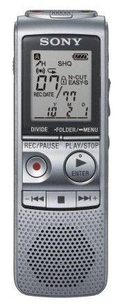 Диктофон SONY ICD-BX800 2 Gb,  черный [icdbx800.ce7]