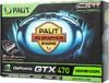 Видеокарта PALIT GeForce GTX 470,  1.3Гб, GDDR5, Ret [ne5tx47010da-100xf] вид 7