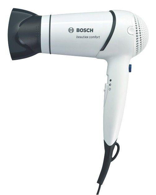 Фен BOSCH PHD5513, 1800Вт, белый