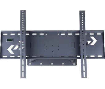 """Кронштейн для телевизора Kromax PIXIS-XL темно-серый 40""""-63"""" макс.75кг настенный наклон [20036]"""