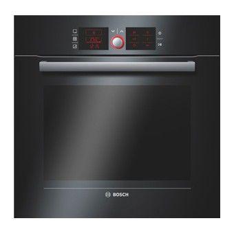 Духовой шкаф BOSCH HBA36T660,  черный