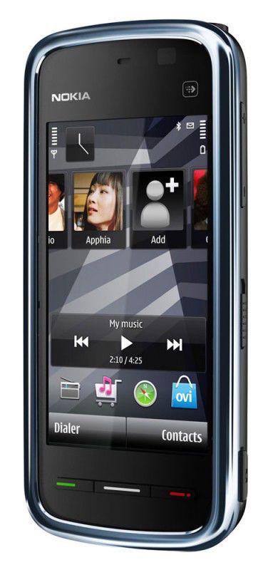 Смартфон NOKIA 5235  черный