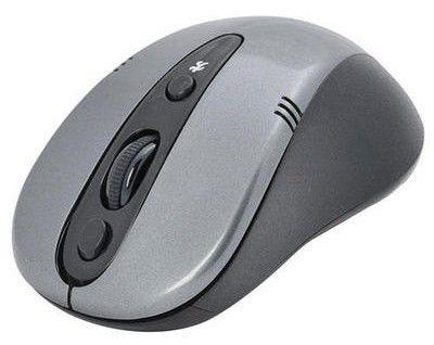 Мышь A4 xFar G9-370 оптическая беспроводная USB, серый [g9-370-2]