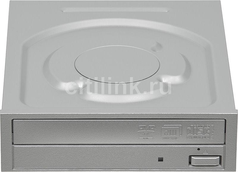 Оптический привод DVD-RW SONY AD-5260S-0S, внутренний, SATA, серебристый,  OEM