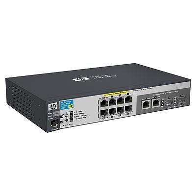 Коммутатор HPE ProCurve 2615-8-PoE, J9565A