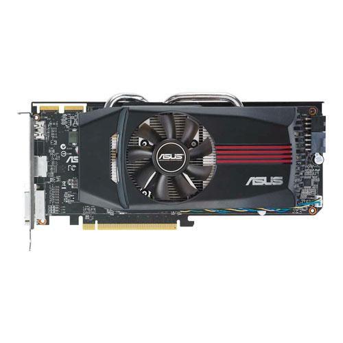 Видеокарта ASUS Radeon HD 5850,  1Гб, GDDR5, Ret [eah5850 directcu тор/2dis]