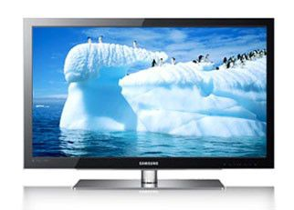 "LED телевизор SAMSUNG UE40C6000  ""R"", 40"", FULL HD (1080p),  черный"