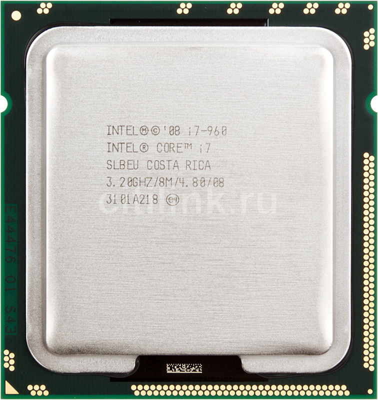 Процессор INTEL Core i7 960, LGA 1366 OEM [cpu int s1366 ci7-960 oem]