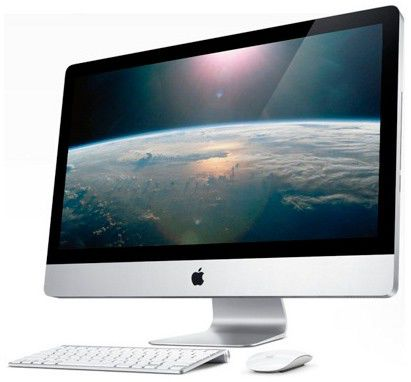 APPLE iMac MB413,  Intel  Core2 Duo  DDR3 4Гб, 1Тб,  ATI Radeon HD 4670 - 256 Мб,  DVD-RW,  Mac OS X,  серебристый [mc413]